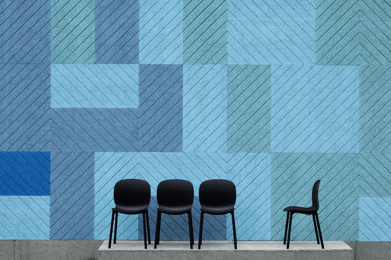 BAUX is Back with Large Acoustic Panels - Design Milk