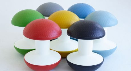 Ballo: A Stool for Active Sitting