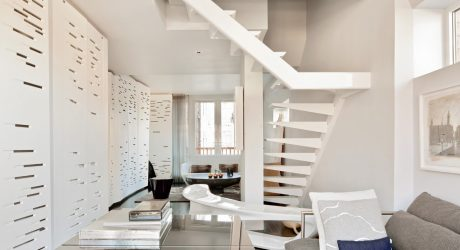 A Stunning, One-of-a-Kind Penthouse in Chelsea