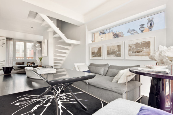 Chelsea-Duplex-Penthouse-Architecture-in-Formation-2