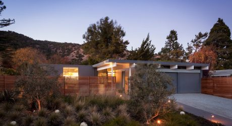 An Eichler in Marinwood Gets a Major Renovation