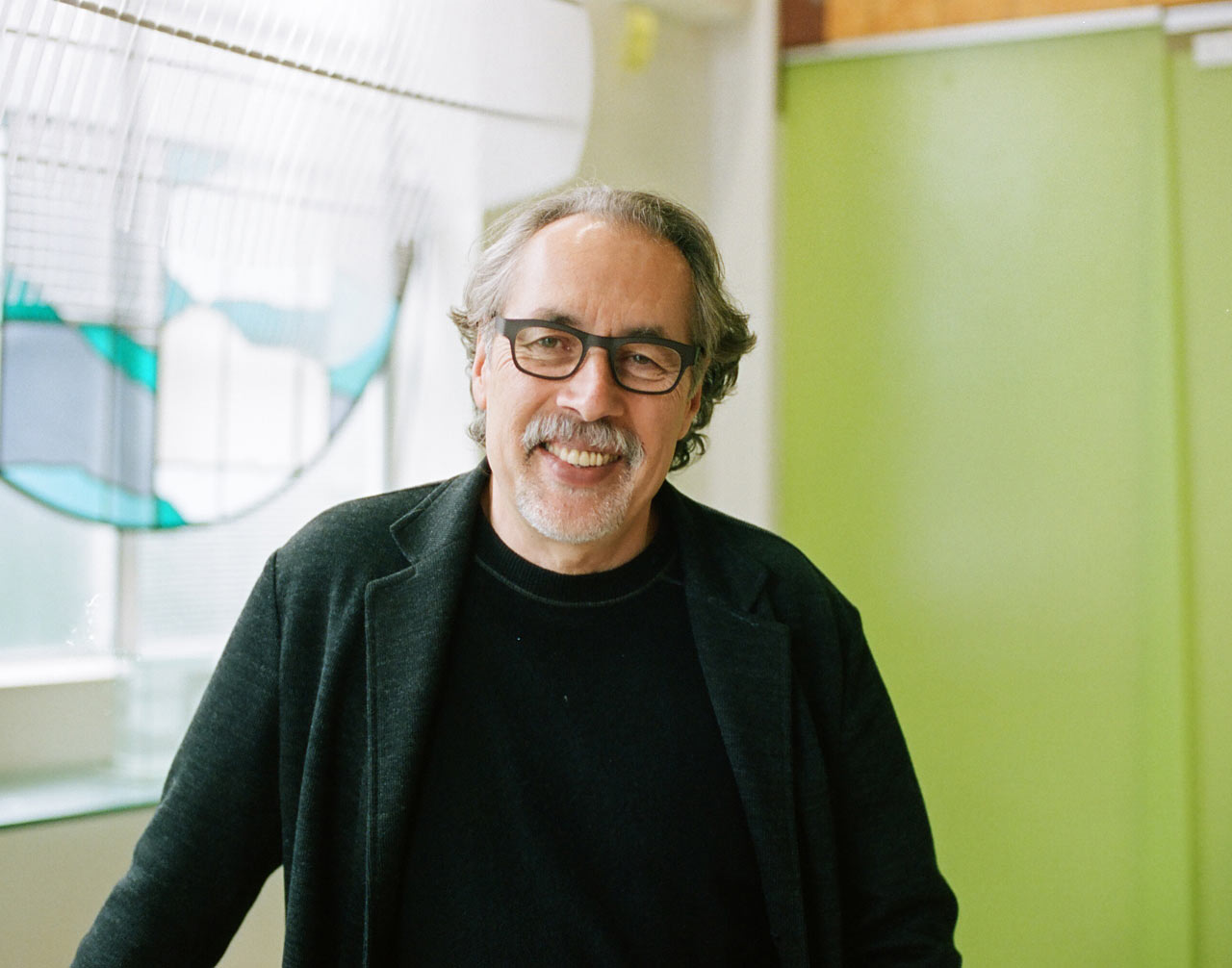 Friday Five with Joel Berman