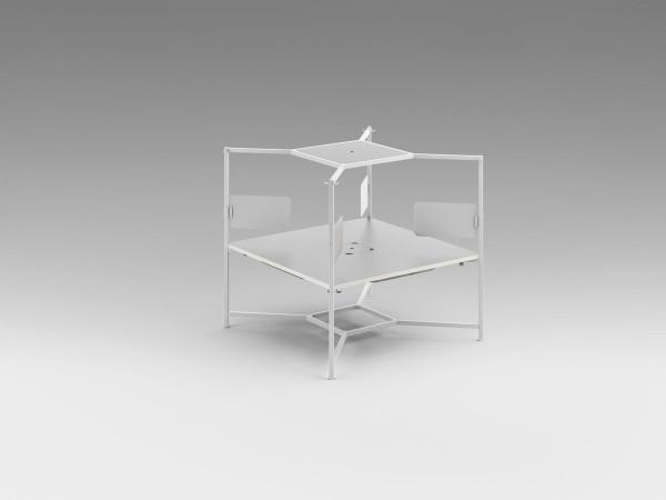 Fantoni- Hub Modular Desk-2