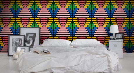 Feathr: An Artist-Designed Wallpaper Company that Elevates Art