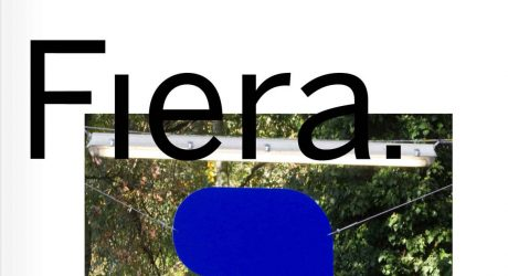 Discover New Design Talent with Fiera Issue 1