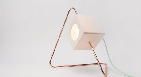 Focal Point Lamp: Shine a Light Where You Want