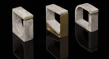 Form Matters: Wearable Concrete Jewelry