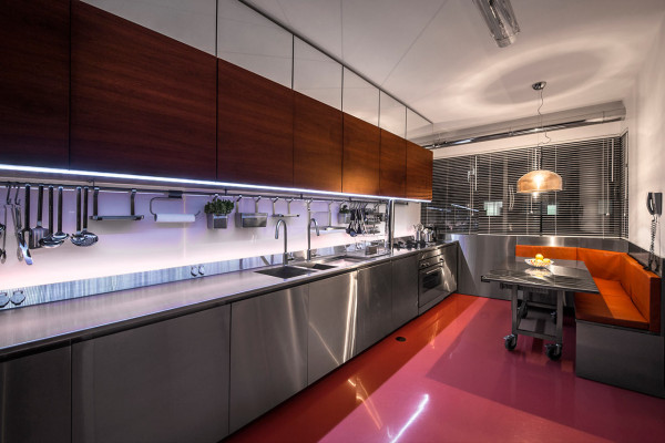An architect 39 s apartment in beirut lebanon design milk for Kitchen design lebanon
