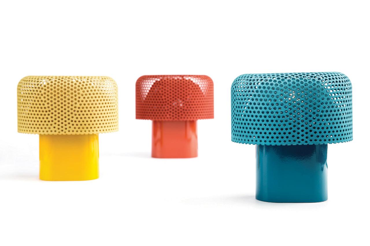 Maggiolina: A Lamp by Alessandro Zambelli for .exnovo