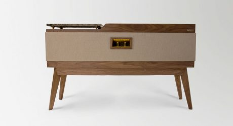A Sound System for Audio and Design Lovers