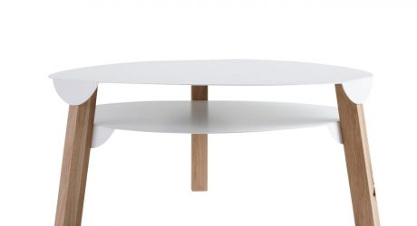 DECK: A Layered Table by Marc Th. van der Voorn