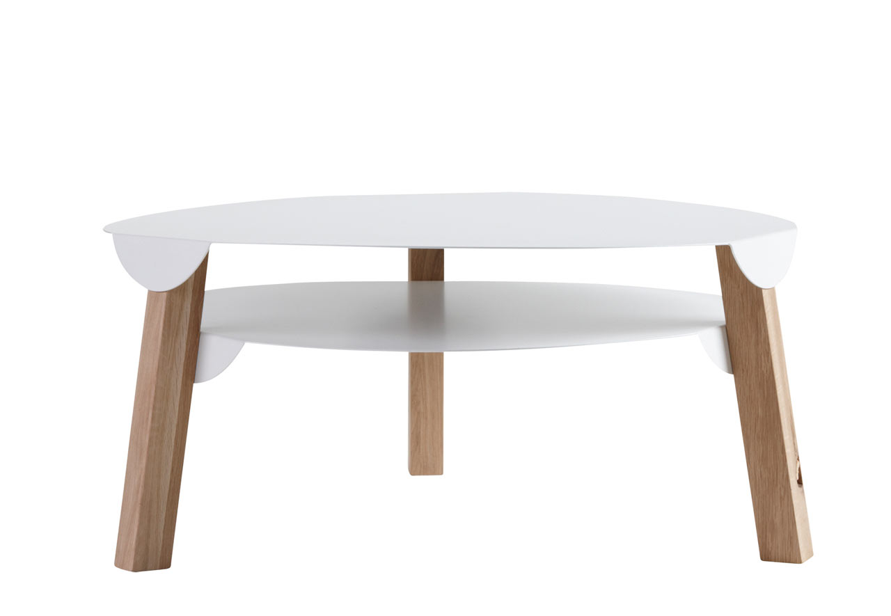 DECK: A Layered Table By Marc Th. Van Der Voorn ...