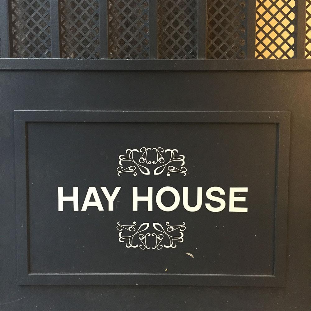 Hey Hey Hay!