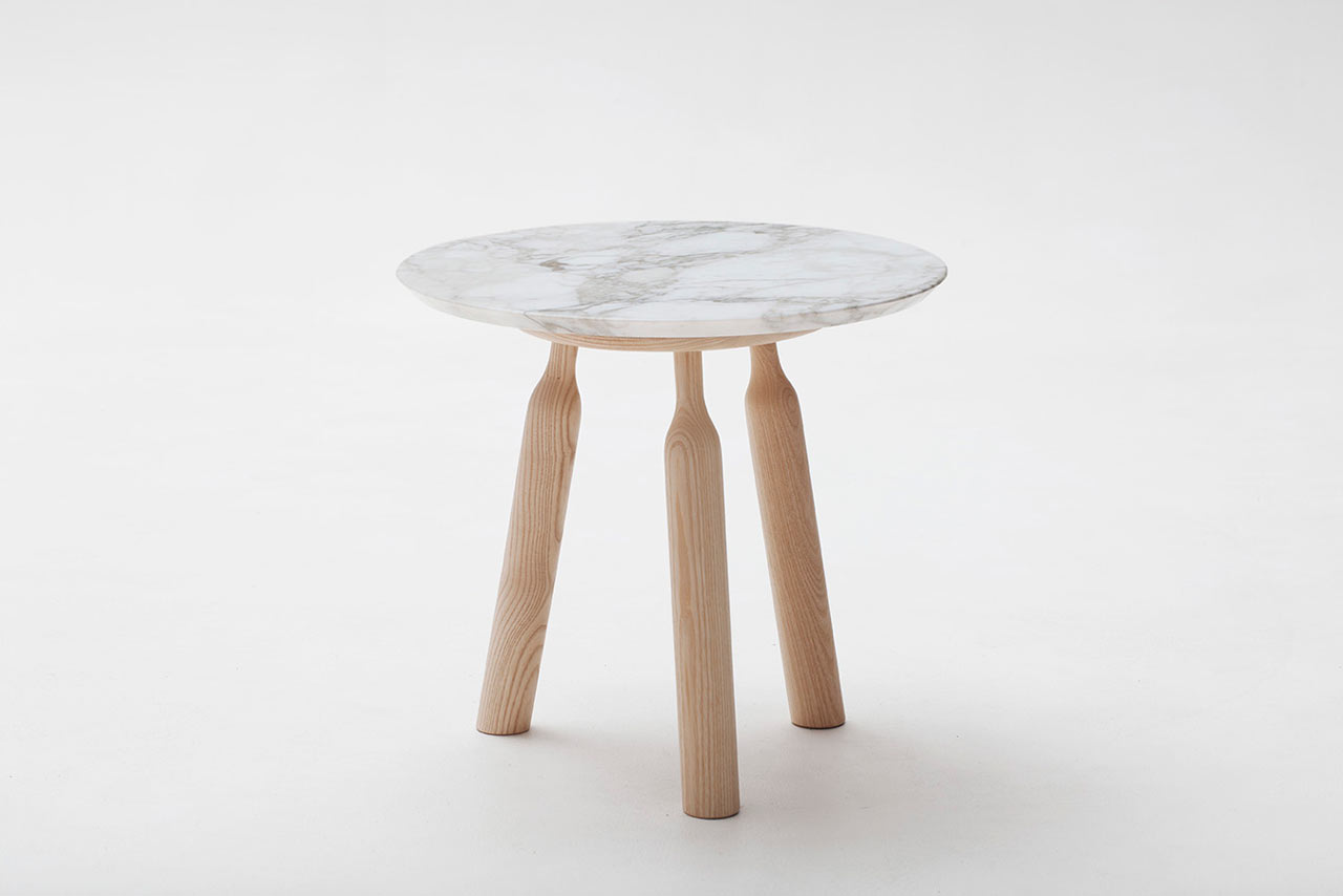 NINNA Table by Carlo Contin for Adentro
