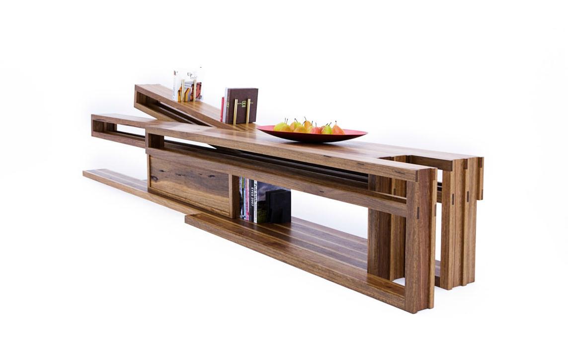 stberg Bench by Sawdust Bureau Design Milk