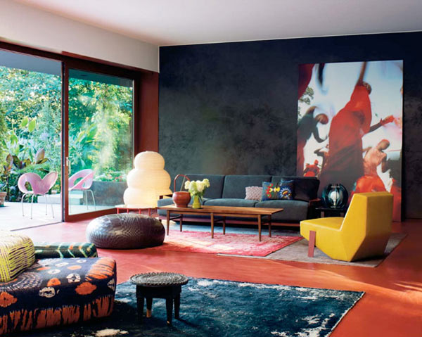 Get in the Mood: 10 Dark Rooms We Love