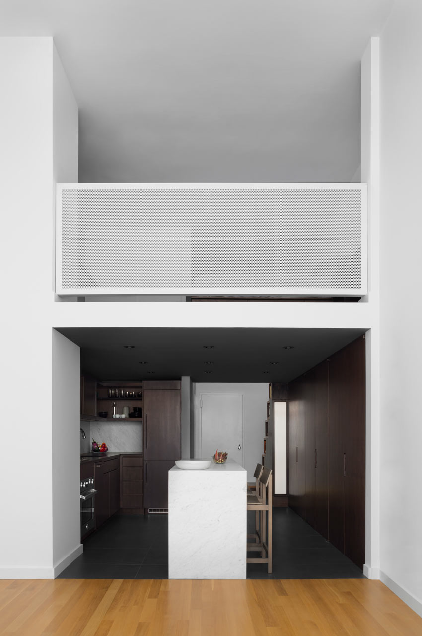 Architecture Interior Design Main · A NYC Loft With A Ship Ladder Staircase  ...