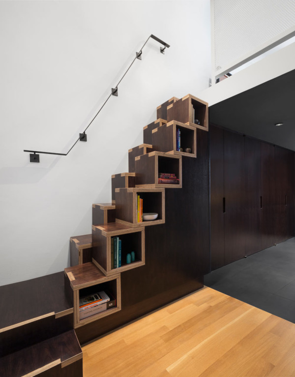 Village Loft Stairs General Assembly 5