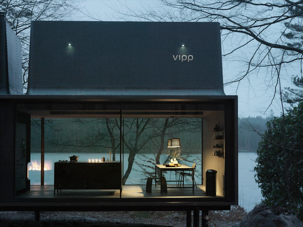vipp creates shelter design milk