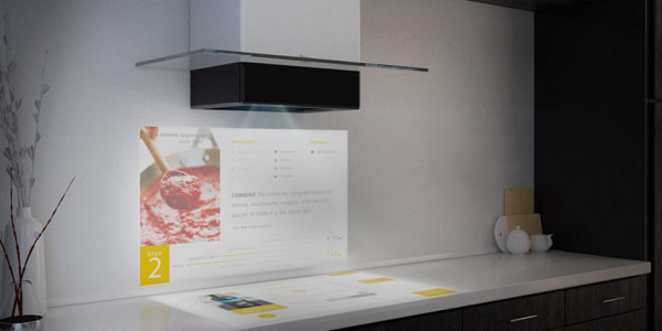 Whirlpool-Interactive Kitchen of the Future 2.0