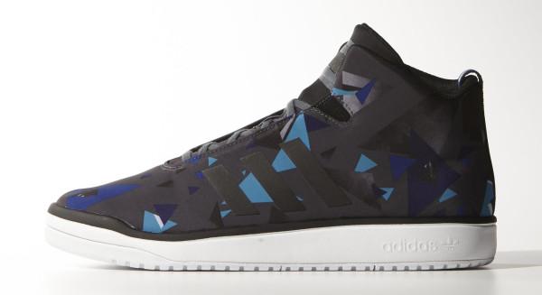 adidas-Veritas Mid Shoes-onyx