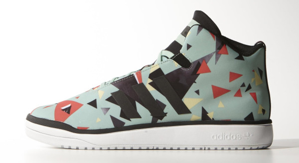 adidas-Veritas Mid Shoes-side