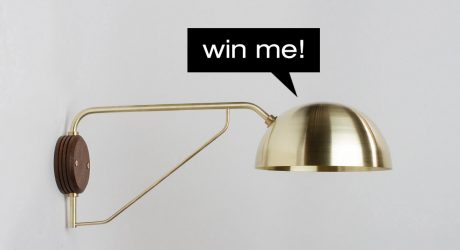 Allied Maker Lamp Giveaway from WorkOf!