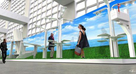 Scott Henderson Installation at Ambiente 2015