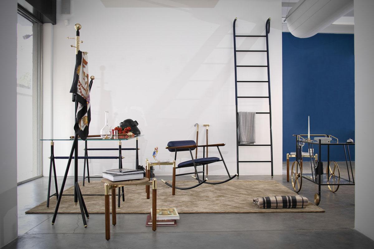 Loulou/Hoda: A Contemporary Reconstruction of Lebanese Furniture