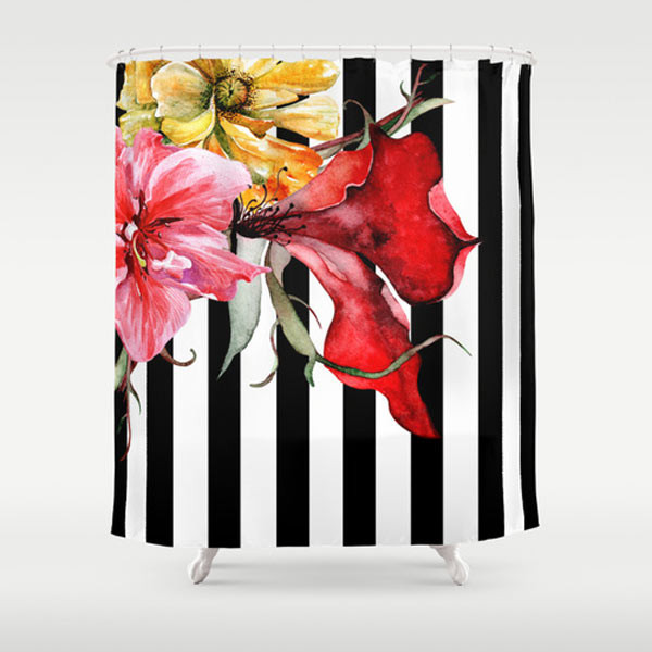Fresh From The Dairy Shower Curtain Roundup Design Milk