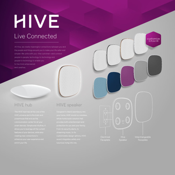 Hive: The Smart Home Just Got Smarter - Design Milk