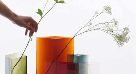 Ruutu: Vases in Watercolor-Like Colors