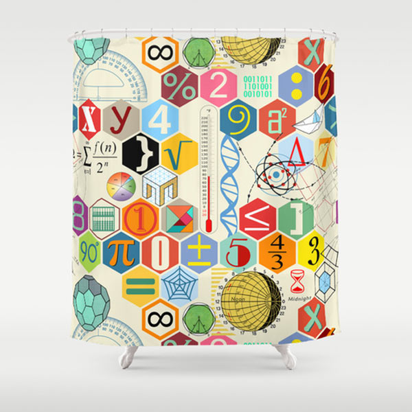 Fresh From The Dairy: Shower Curtain Roundup