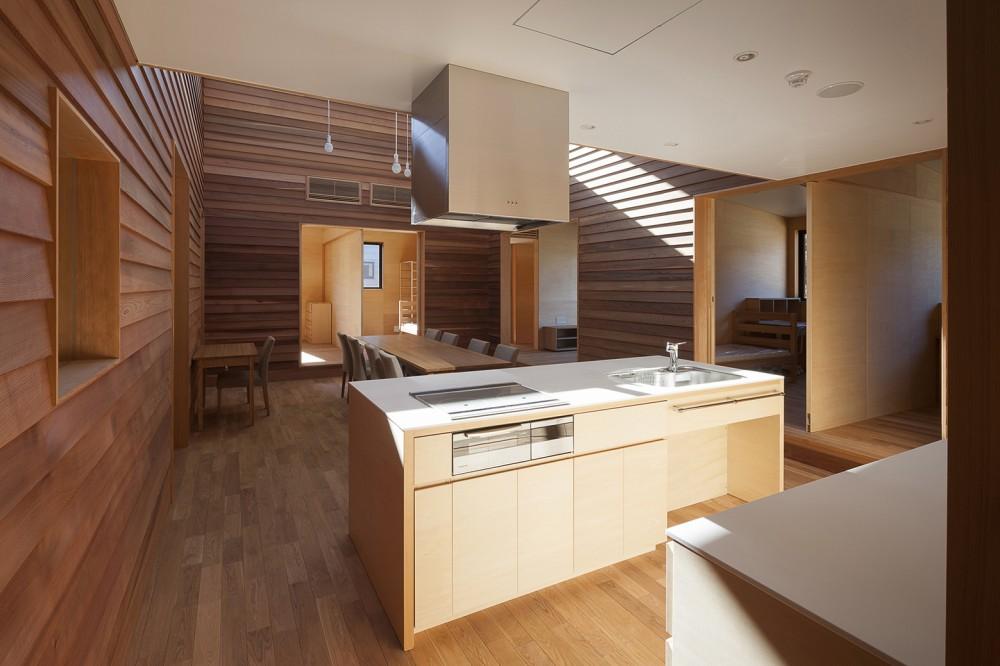 Tsukuba-Aiji-en by Ks Architects