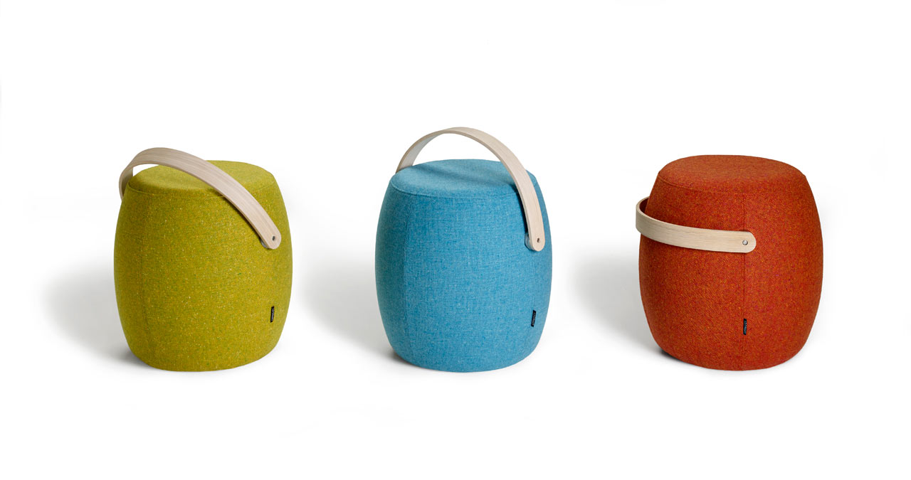 A Stool You Can Carry Around With You