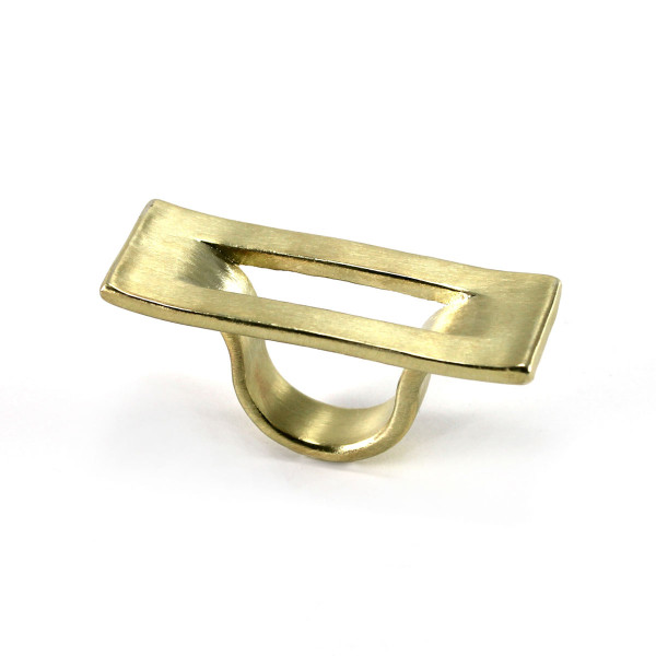 Golden Pure ring (24 karat gold plating)