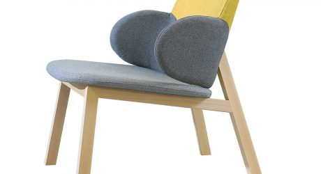A Chair You Can Be Happy About Sitting In