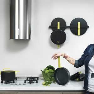 Cookware You Can Hang and Display Like Art
