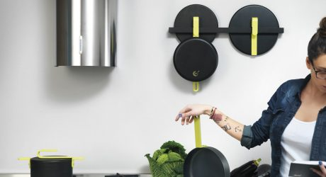 Cookware You Can Hang and Display Like Art