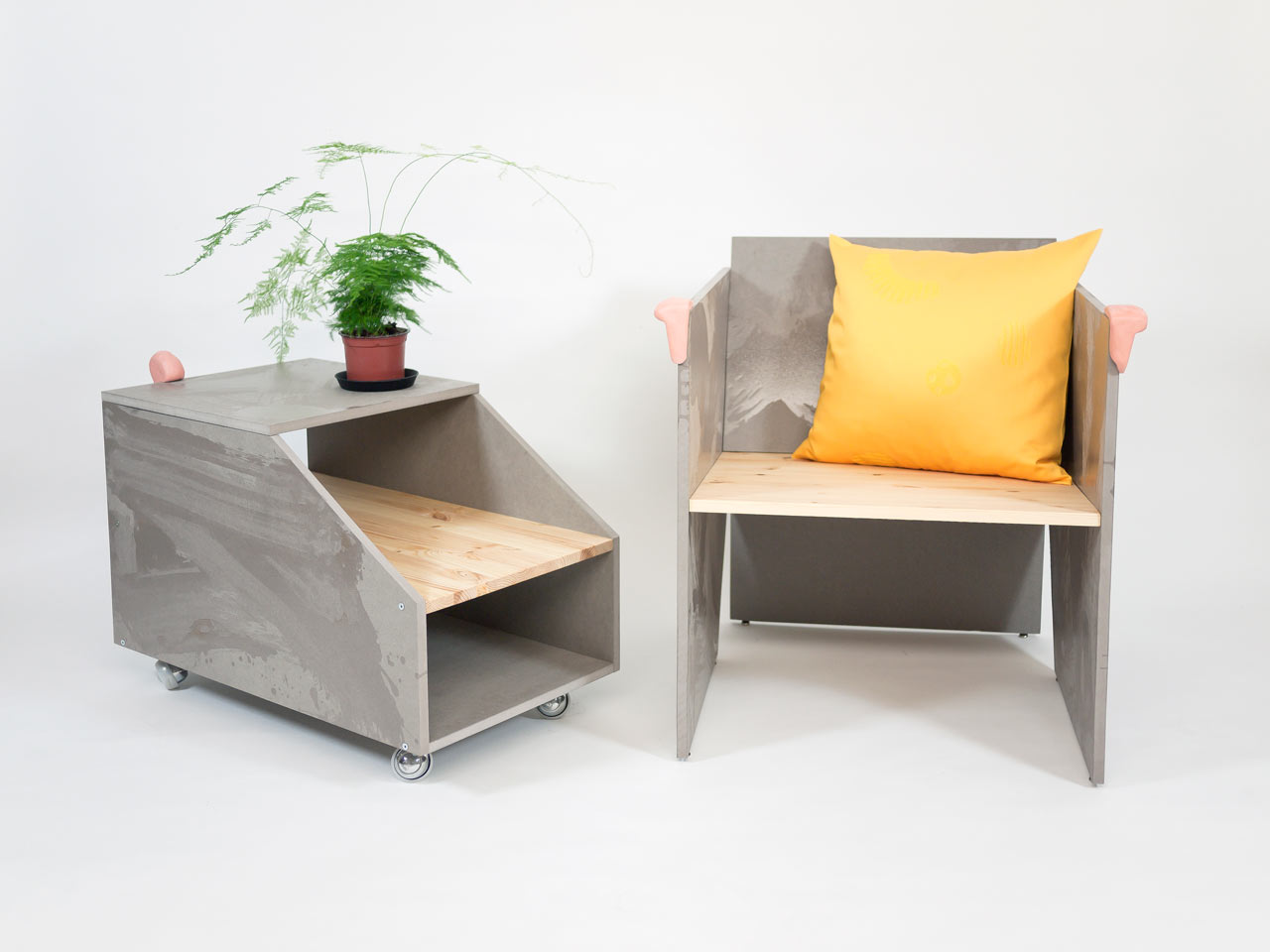 Furniture Handmade in 3 to 5 Minutes