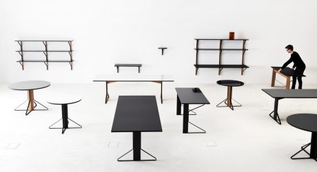 Kaari Collection by Ronan & Erwan Bouroullec for Artek