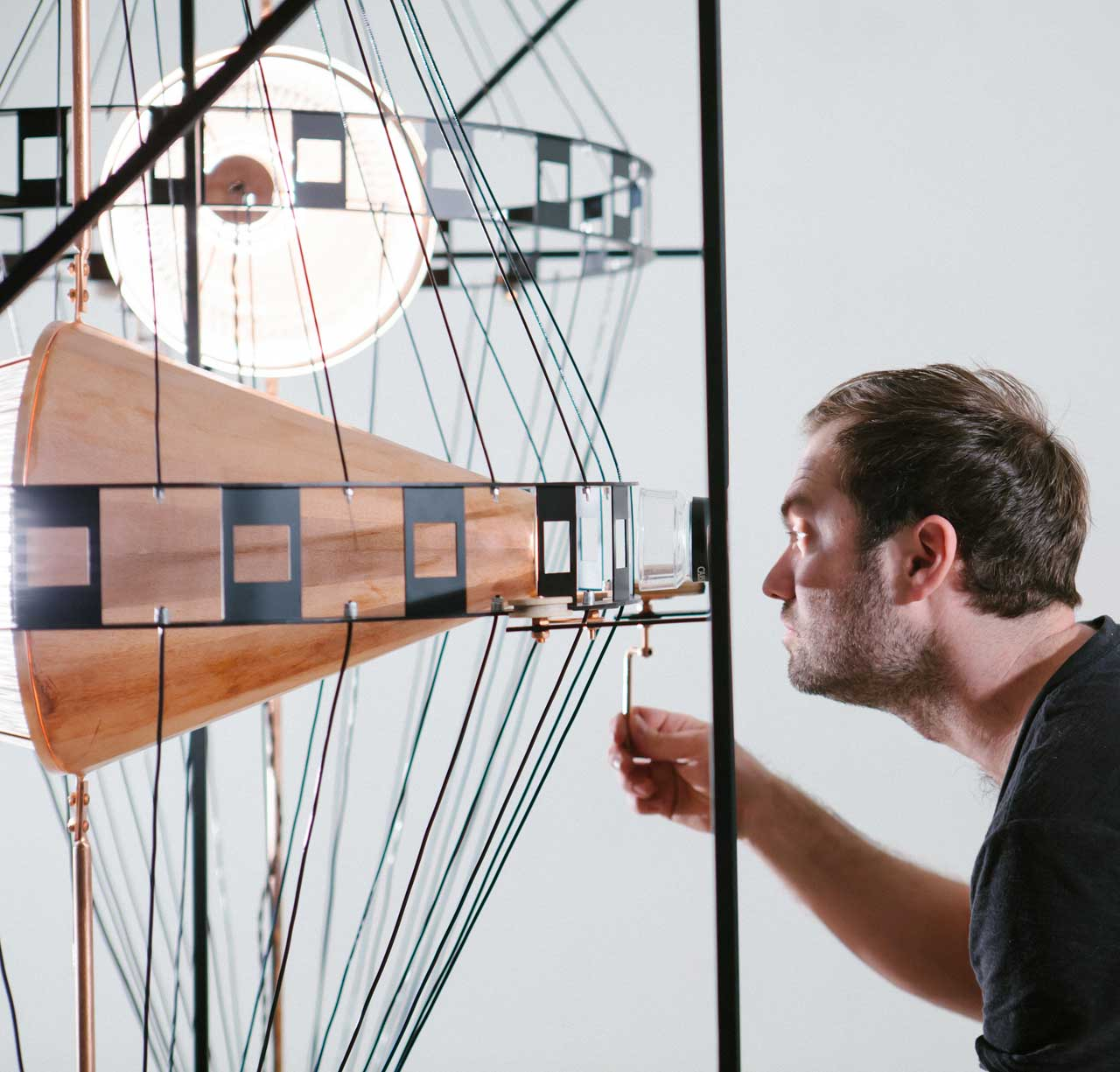 A Trio of Time-Bending, Conceptual Machines