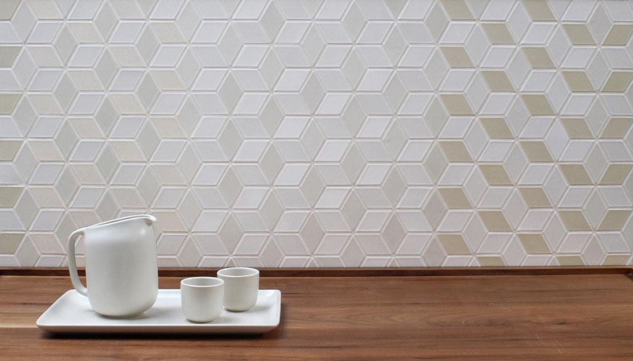 Mural tile twill heath ceramics 8 design milk for Heath tile