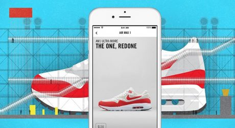 Nike SNKRS App Keeps Kicks Collectors In the Know