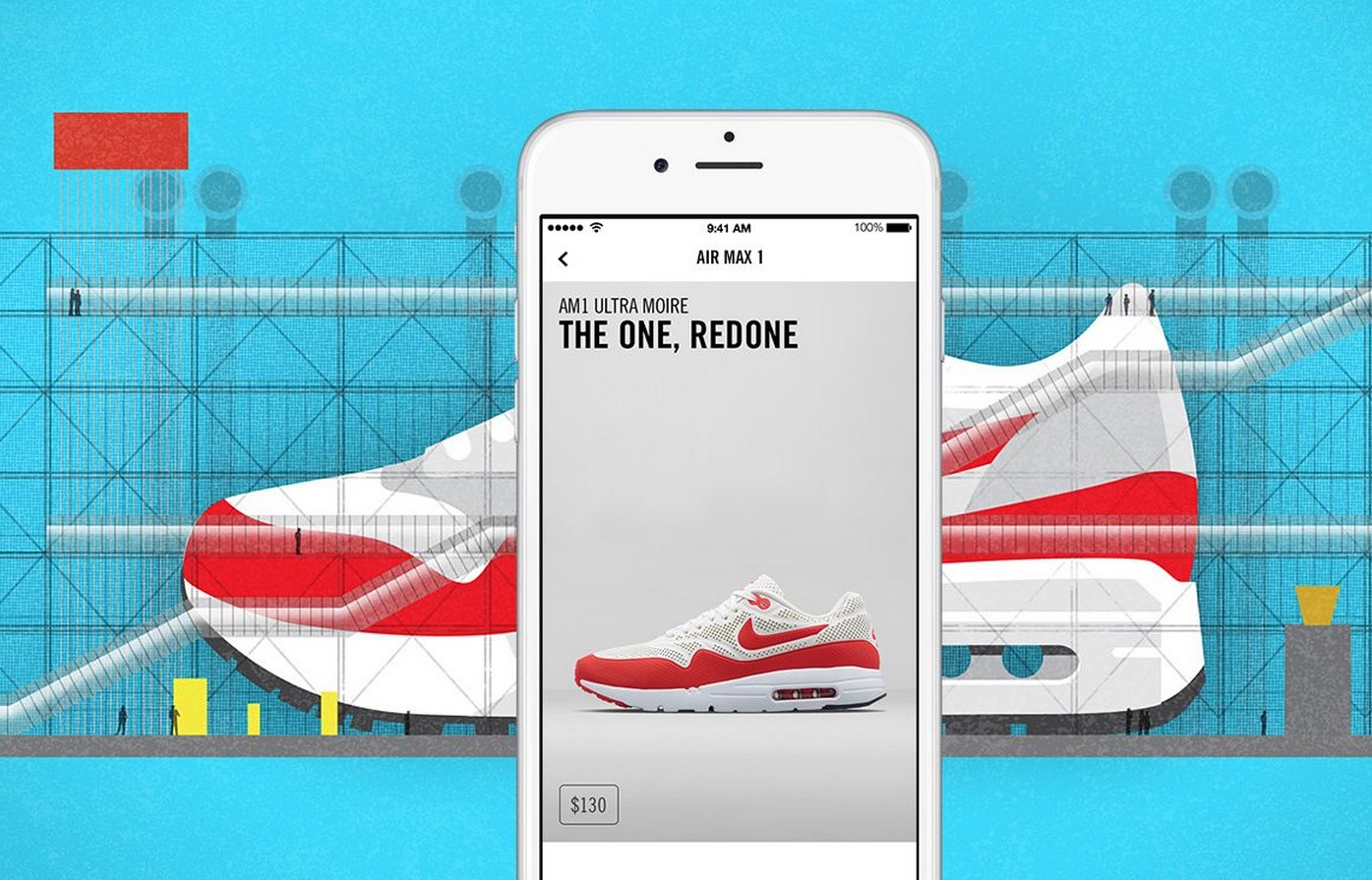 footwear fast delivery best Nike Launches SNKRS App for iOS and Android - Design Milk