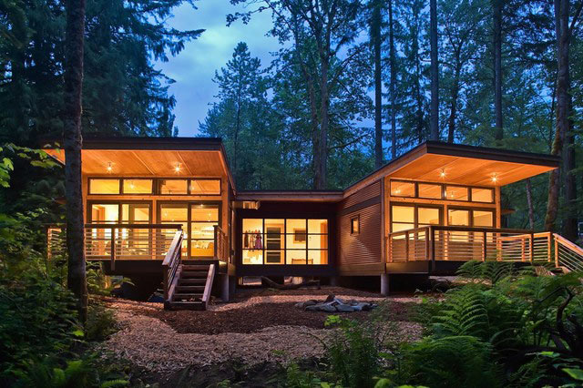 10 modern prefabs we 39 d love to call home design milk for Modern prefab house plans