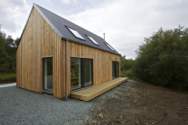 Genial Prefab 5 R House Rural Design