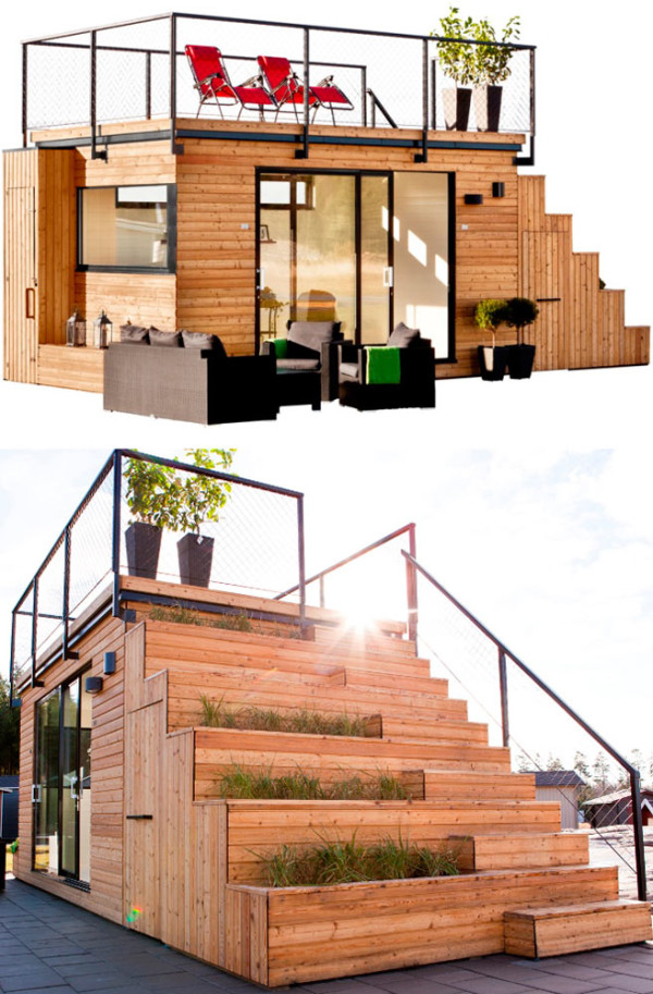 mini home design. Prefab Belatchew Arkitekter JABO Steps15 1 10 Modern Prefabs We D Love To Call Home  Design Milk