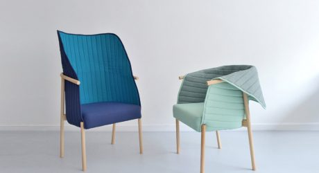 A Chair That Will Leave You Feeling Protected