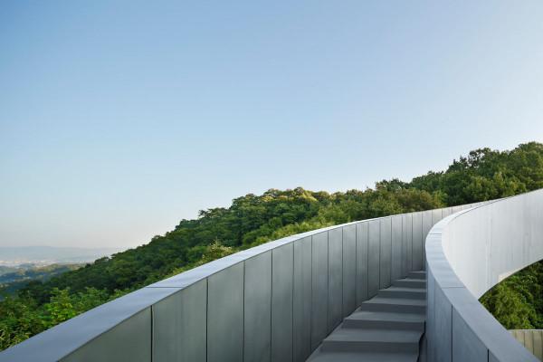 Ribbon Chapel by Hiroshi Nakamura & NAP
